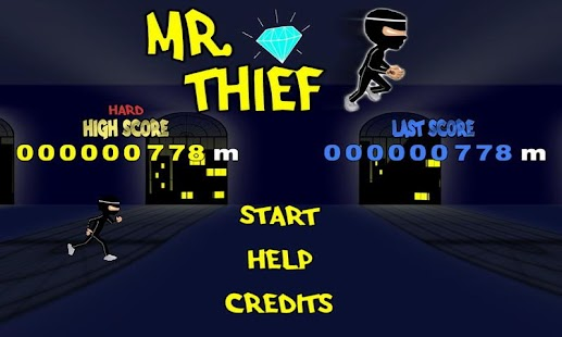 Mr Thief Free- screenshot thumbnail