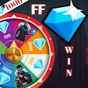 Win Free Diamonds Fire💎 icon