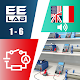 EE LAB 1-6 Audio: English/Polish for PC-Windows 7,8,10 and Mac