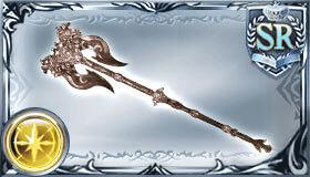 白き依代の杖
