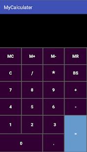 Pocket Calculator - náhled