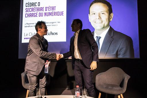 Club Les Echos Prospective avec Cédric O