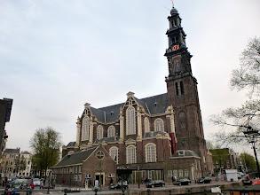 Photo: Queen Beatrix was married in Westerkerk