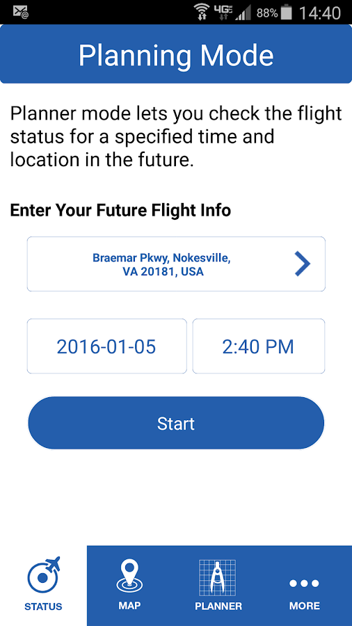 B4UFLY- screenshot