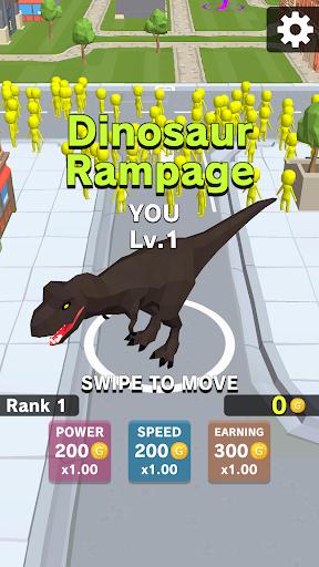 Dinosaur Rampage 3.3 screenshots 1