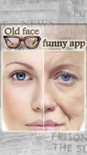 Old Face Aging Booth Funny App- screenshot thumbnail