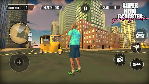 Super Gangster Hero : Grand Vegas Mafia Crime 1.0 screenshots 1
