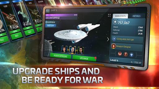 Star Treku2122 Fleet Command screenshots 7