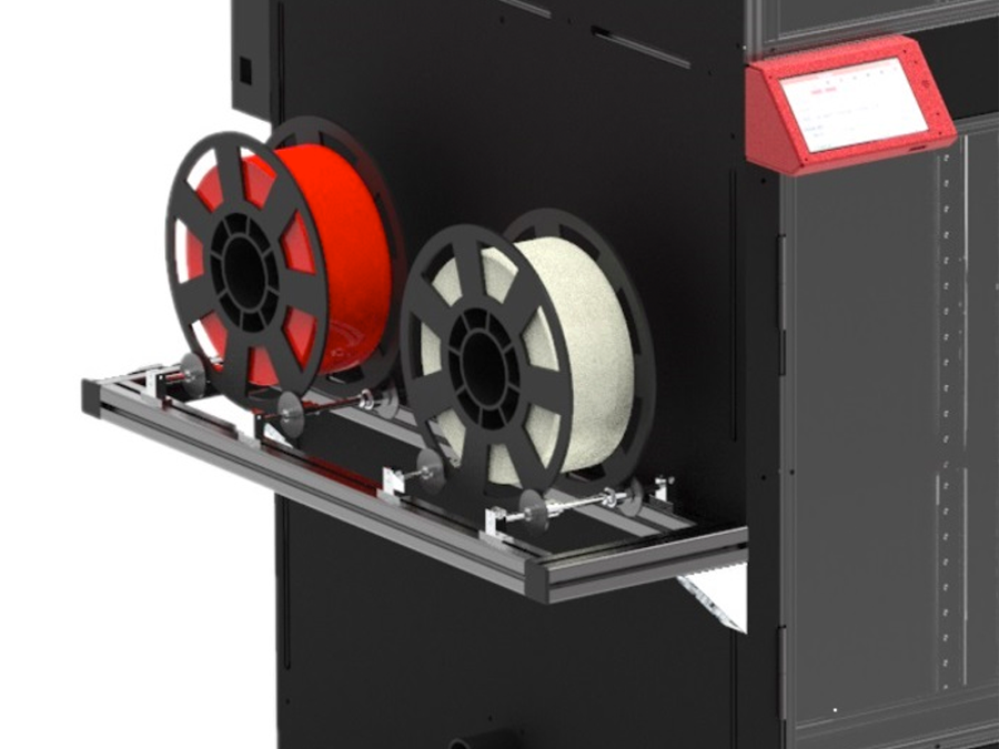 The Large Spool Shelf Add-On for 5kg and 10kg