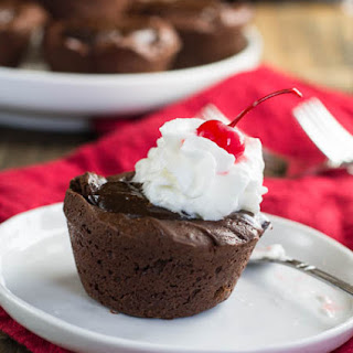 Chocolate Heart of Darkness Cakes Recipe