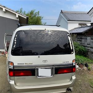 ハイエースワゴン KZH106G スーパーカスタムリミテッド H16年式のカスタム事例画像 ymatyさんの2019年10月28日17:13の投稿
