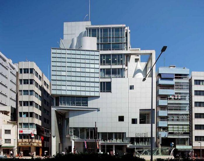 Tòa nhà Spiral