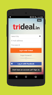 Trideal.in- screenshot thumbnail