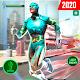Speed Hero Invisible Robot Transform : Robot Games APK