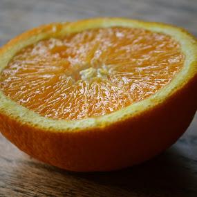 by Megan VanderMeulen - Novices Only Objects & Still Life ( orange )