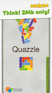 Quazzle Blocks- screenshot thumbnail