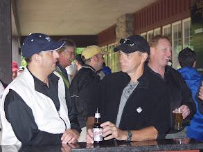 Photo: Dale Gaudet & Bob Kilpatrick flanked by Jim Siciliano