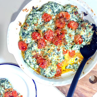 Ricotta and Spinach Gnudi Bake Recipe