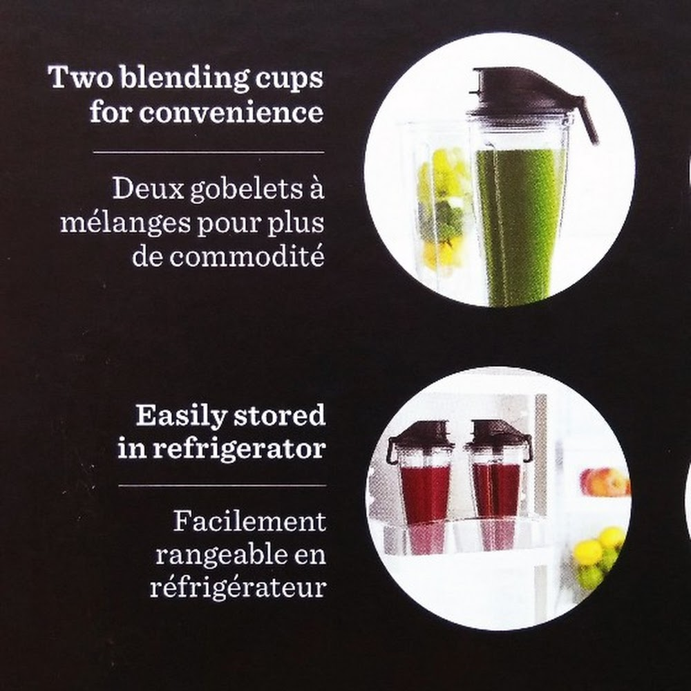 Vitamix personal cup adapter set
