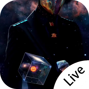 Sci Fi Waiter Live Wallpaper APK Download For Android