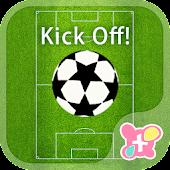 icon & wallpaper-Kick Off!-