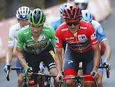De tijdrit heeft voor enkele veranderingen gezorgd in de top 10 van de Vuelta