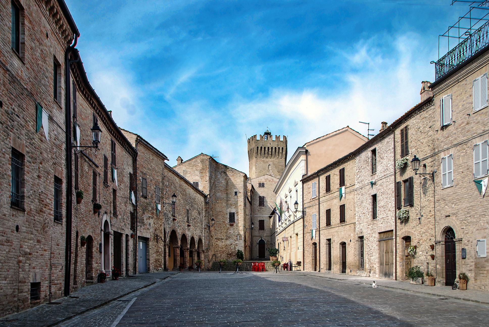 Borgo Marchigiano di linobeltrame