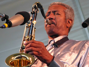 Photo: Billy Harper withThe Cookers