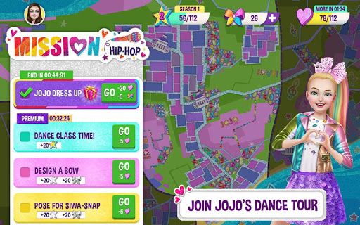 JoJo Siwa - Live to Dance  Wallpaper 2