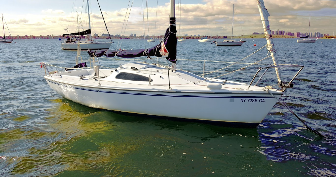 A Tall Rig Catalina Capri 22 Can Be Yours