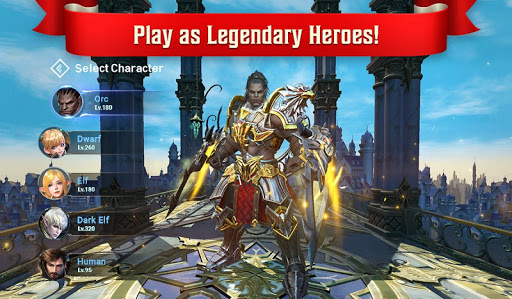 Lineage 2: Revolution 1.08.14 screenshots 2