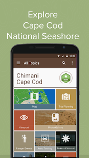 Chimani Cape Cod Ntl Seashore - screenshot thumbnail