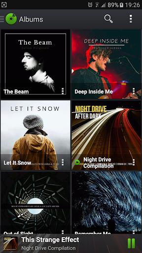 PlayerPro Music Player Trial apk screenshot 1
