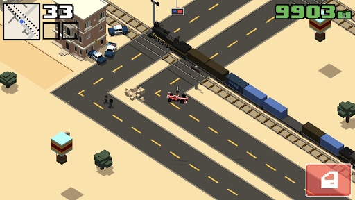 Smashy Road: Wanted 2 apktram screenshots 5