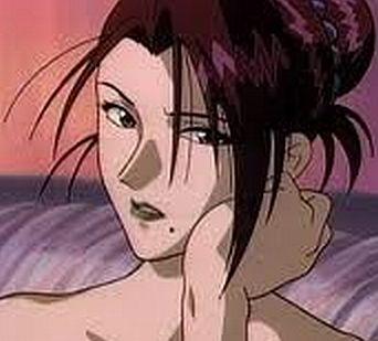 Yumi loves Shishio