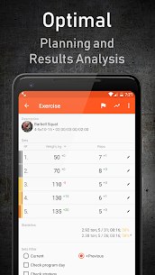 GymUp Workout Notebook PRO free download 2
