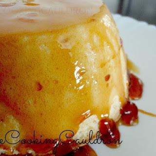 Molotof Portuguese Pudding