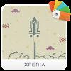 XPERIA™ Broidery Theme