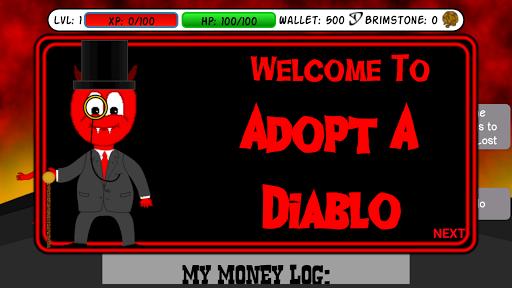 Adopt A Diablo 1.7 screenshots 1