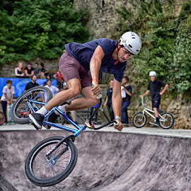 Dangerous Ride by Marco Bertamé - Sports & Fitness Other Sports