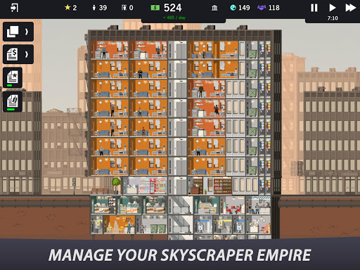 Project Highrise - screenshot