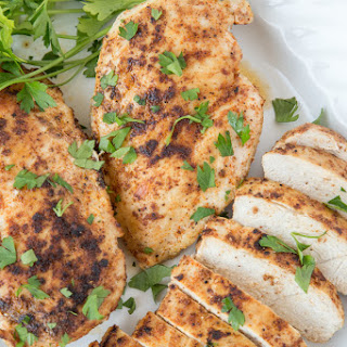Quick Chicken Breast Seasoning Recipes
