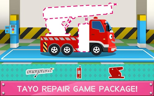 Tayo Repair Game - náhled