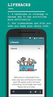 Life Hacks v3 2 (Mod Ad-Free) [Latest] | APK4Free