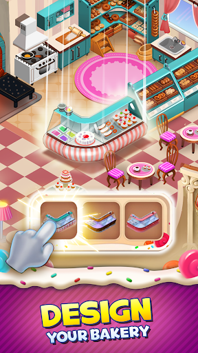 Sweet Escapes: Design a Bakery with Puzzle Games screenshots 2