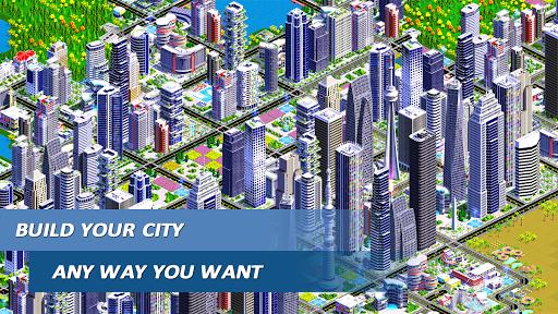 Designer City 2: city building game android2mod screenshots 1