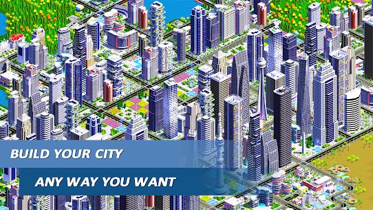 Designer City 2: city building game MOD (Unlimited Gold/Money) 1