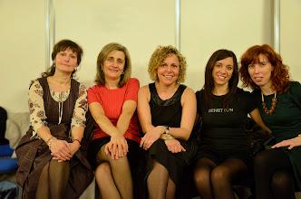 Photo: e per finire... quintetto di strepitose ballerine !