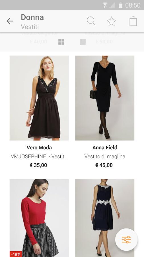 Scopri Dressinn, il tuo negozio di abbigliamento e scarpe online! Abbiamo una grande varietá di scarpe, borse, accessori e abbigliamento alla moda e delle migliori marche! Puoi scegliere fra le migliori marche di abbiagliamento per uomo, donna e bambini.