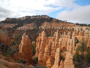 Photo: View of Fairyland Canyon.